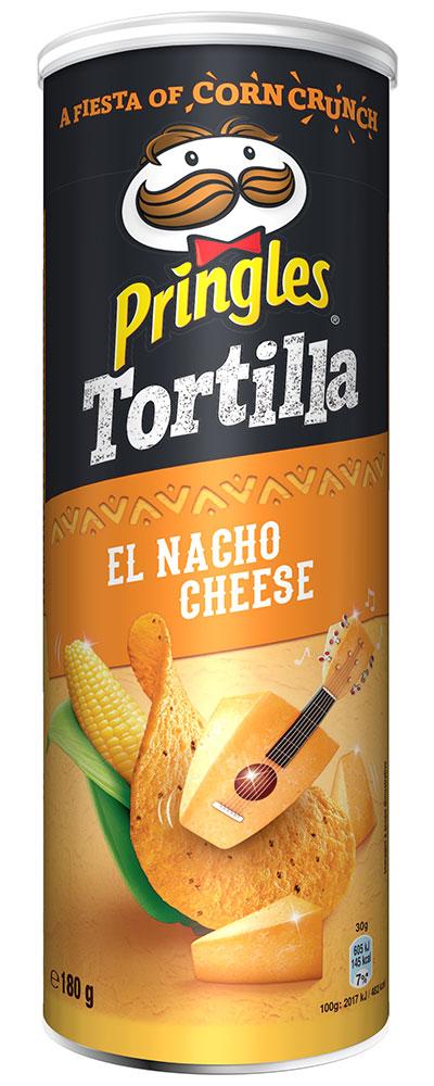 Tortilla El Nacho Cheese