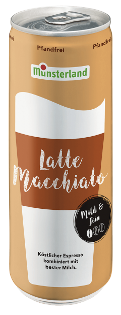 Münsterland Latte Macchiato