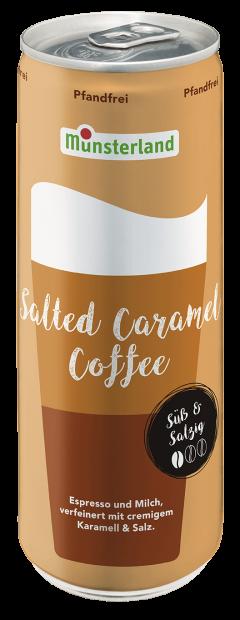 Münsterland Salted Caramel Coffee