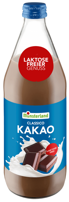 Münsterland Kakao Laktosefrei