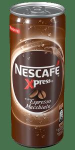 Nescafe Xpress Espresso Macchiato