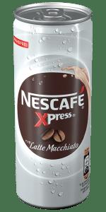 Nescafe Xpress Latte Macchiato