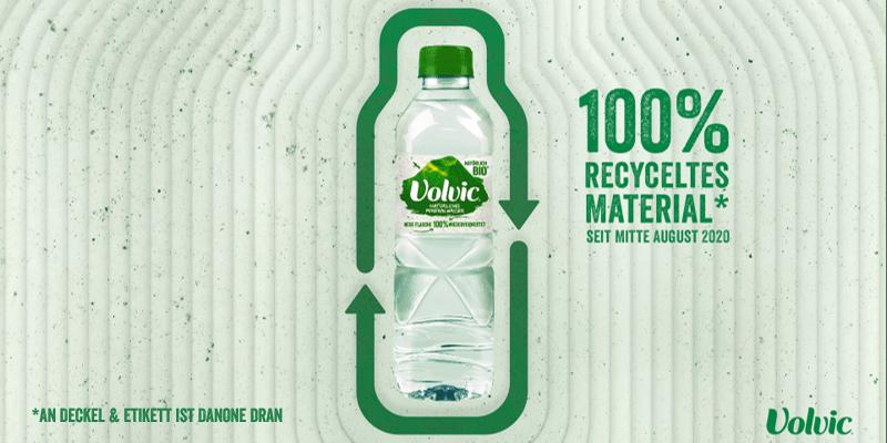 Volvic Recycle